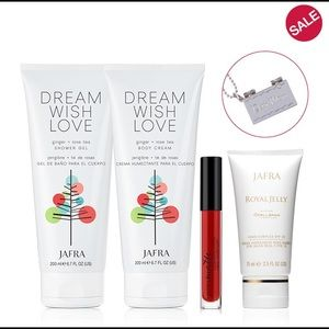 Jafra Mother's Day Gift 5 Pc Set Perfect for Mom